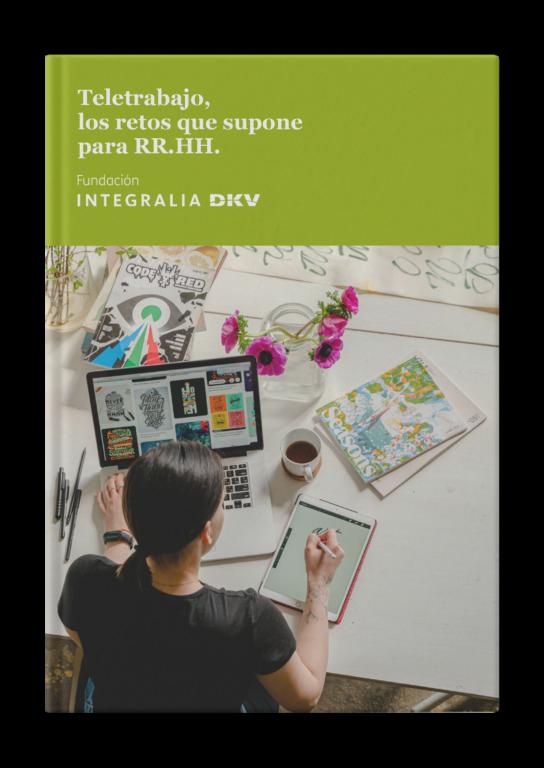 eBook - Teletrabajo y los retos que supone para RRHH